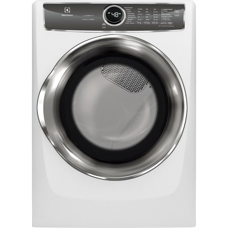 Rc Willey Dryer: Electrolux Gas Dryer With Predictive Dry