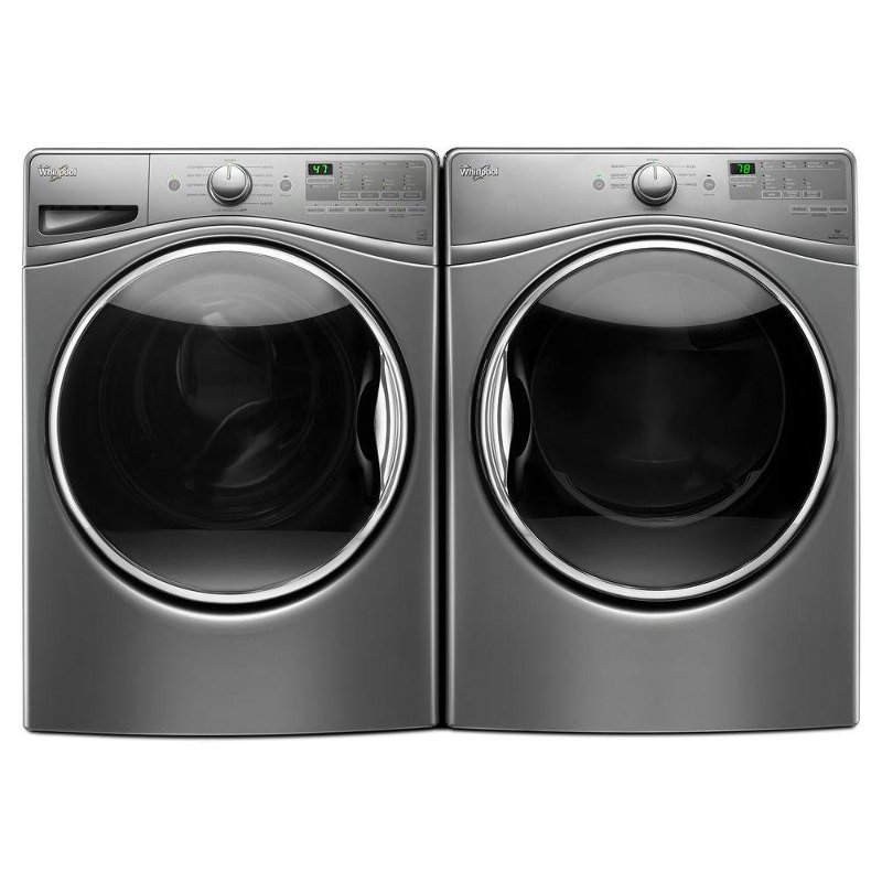 Rc Willey Dryer: Whirlpool Front Load Washer And Dryer Set