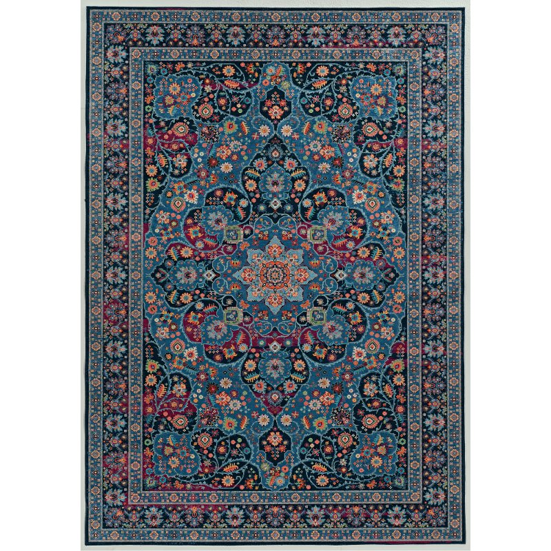 7 X 10 Large Multi Color Area Rug Emerald Rc Willey Furniture Store
