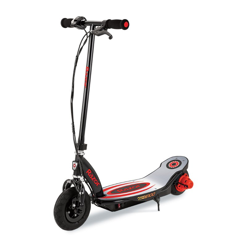Red Electric Kids Razor Scooter Rc Willey Furniture Store