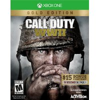 XB1 ACT 88252 Call of Duty: WWII Gold Edition - Xbox One