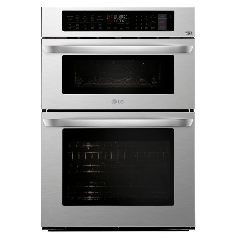 Lg 30 Inch Smart Combination Wall Oven