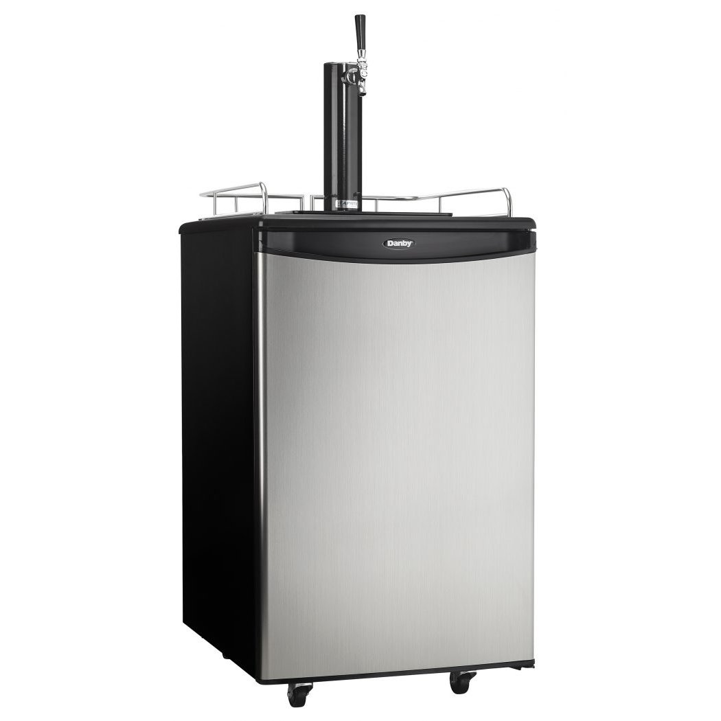 Danby Keg 5 4 Cu Ft Stainless Steel Rc Willey