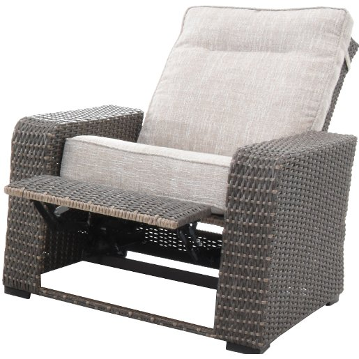 17C390AWD1 Woven Reclining Patio Chair - Lemans - Woven Reclining Patio Chair - Lemans RC Willey Furniture Store