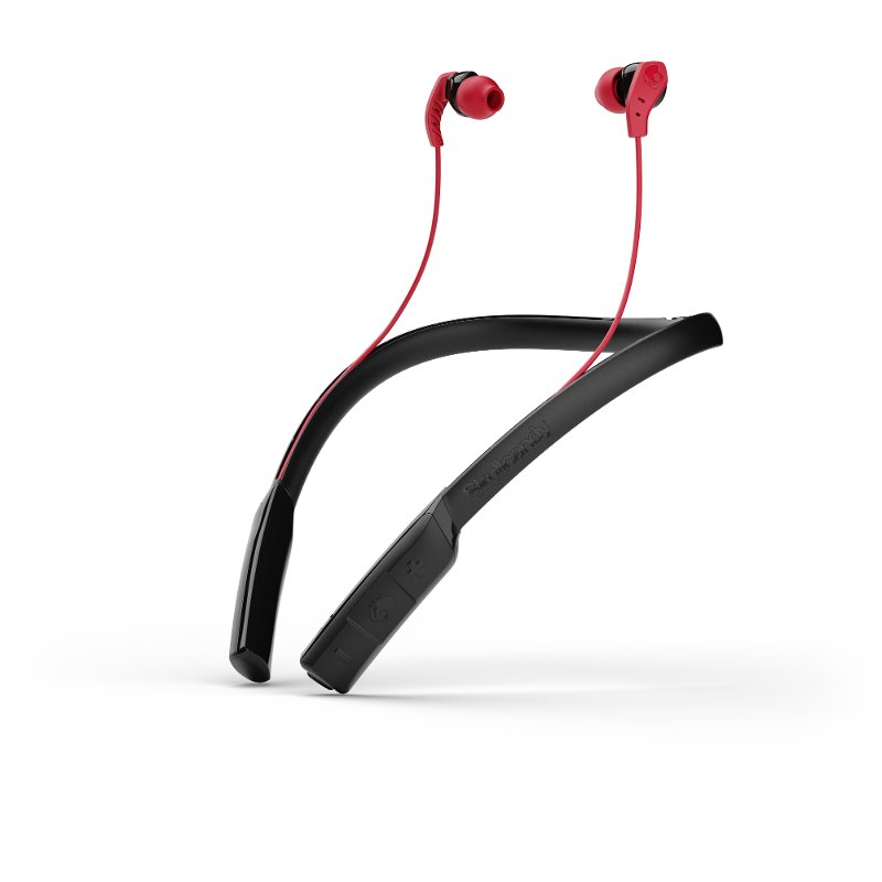 1bff4cf387b Skullcandy Method Sport Wireless Earbuds - Red | RC Willey Furniture Store