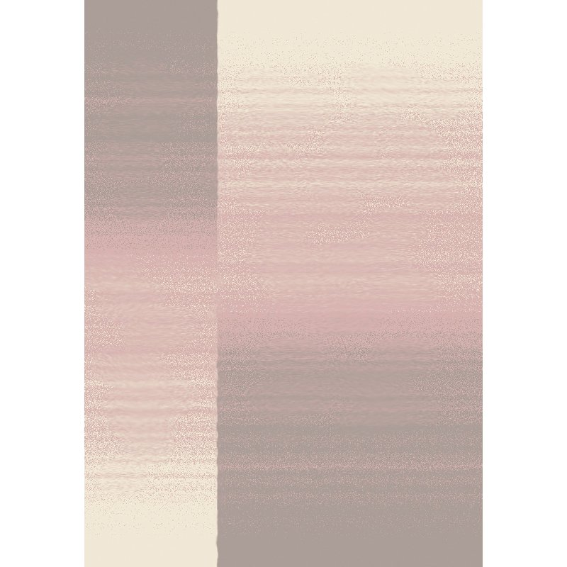 8 X 11 Large Blocked Pink And Gray Area Rug Focus Rc Willey