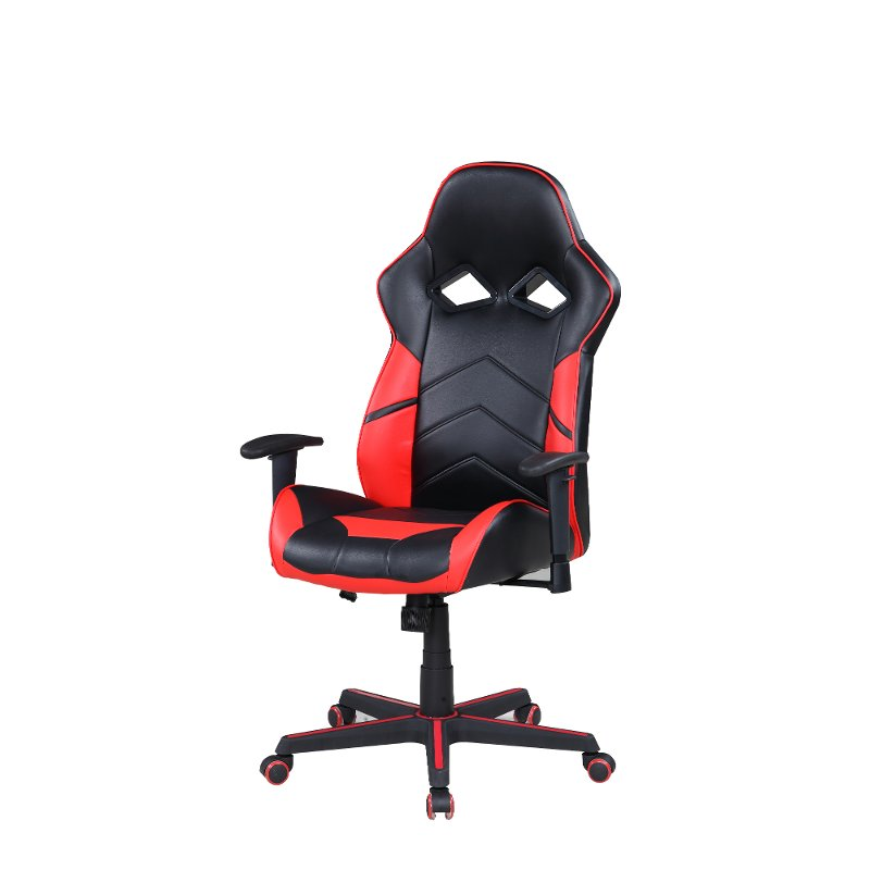 Cool Red And Black Modern Executive Gaming Chair Dailytribune Chair Design For Home Dailytribuneorg
