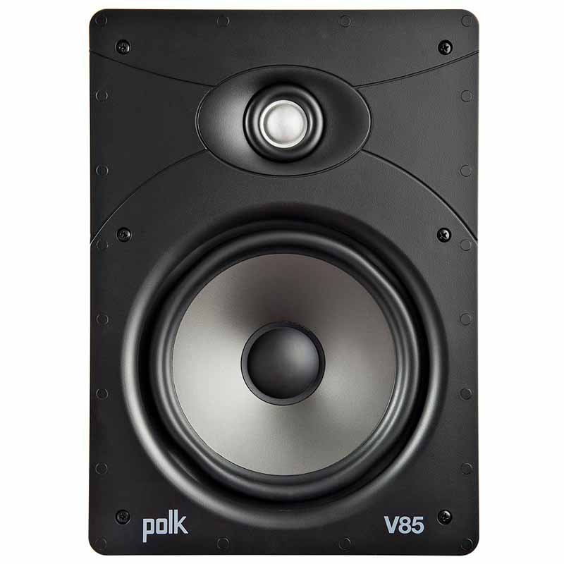 Polk Audio White In-Wall Speaker
