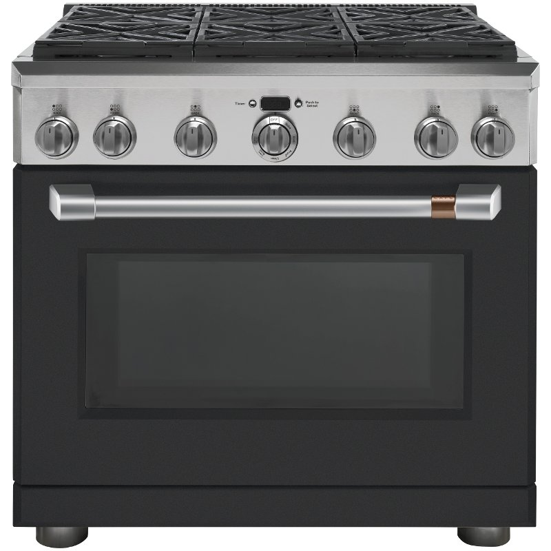 Cafe 36 inch All Gas Professional Range with 6 Burners (Natural Gas  Burner Stove White Kitchens on home kitchen stoves, gas kitchen stoves, double oven kitchen stoves, 3 burner kitchen stoves, 6 range gas stoves, electric kitchen stoves, 6 burner electric stoves, 2 burner kitchen stoves, 6 burner stoves double ovens, flat top kitchen stoves, stainless steel kitchen stoves, center island kitchen stoves,