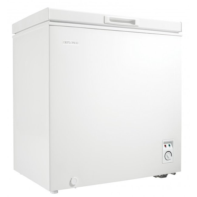 Rc Willey Boise Idaho: Danby Chest Freezer - Diplomat White