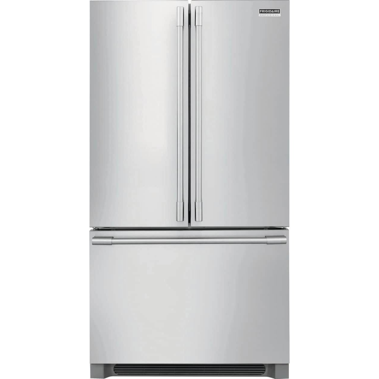 Frigidaire Professional 22.3 Cu. Ft. French Door Counter-Depth Refrigerator  - Stainless Steel  acd855c77b40