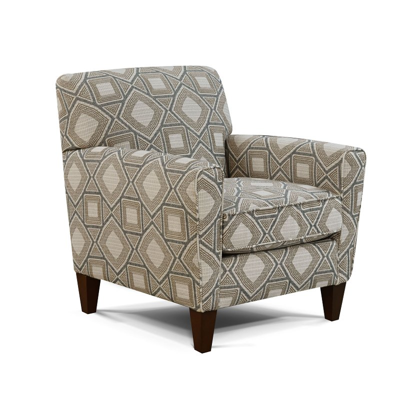 Remarkable Contemporary Linen And Gray Accent Chair Angie Short Links Chair Design For Home Short Linksinfo