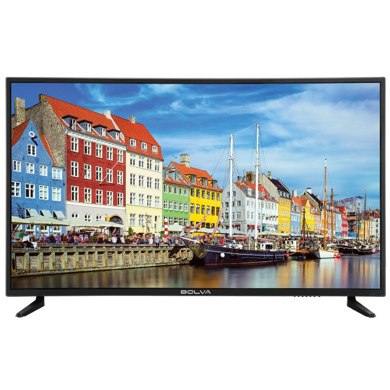 Bolva 50 Inch SVL01 4K Ultra HD LED Smart TV | RC Willey Furniture Store