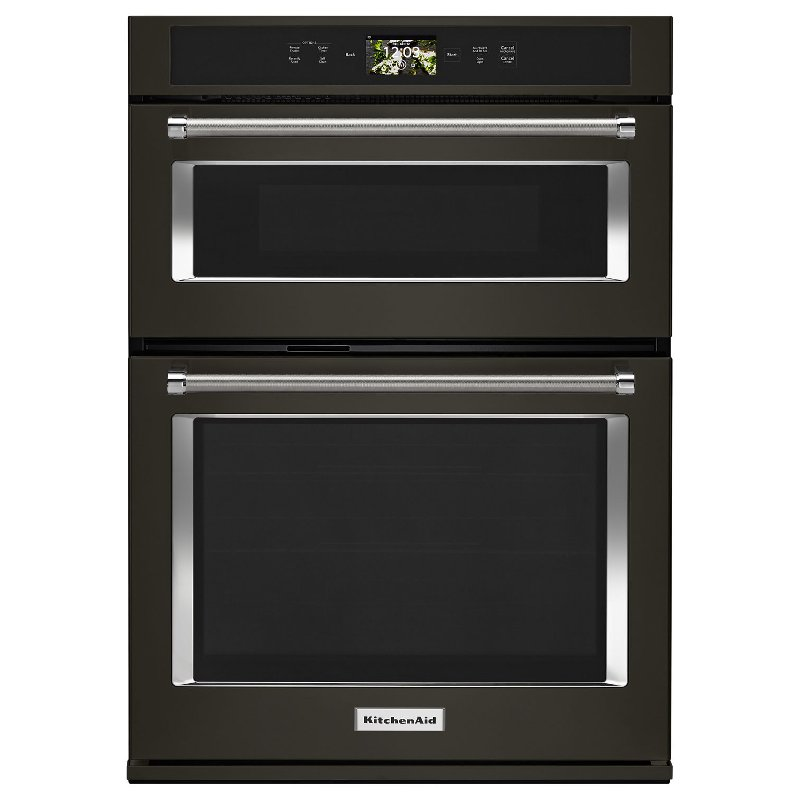 Kitchenaid 30 Inch Smart Combination Wall Oven With Microwave