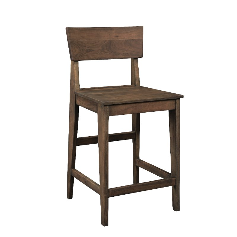 competitive price c1dc3 1cc0f Transitional Brown 24 Inch Counter Height Stool - Jadu