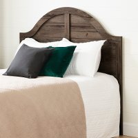 11921 Classic Country Fall Oak Queen Headboard - Prairie