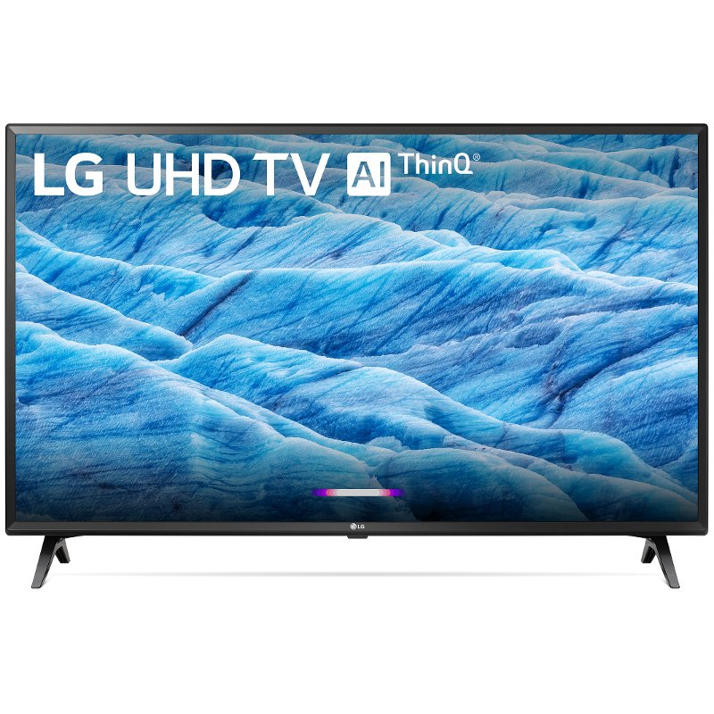 LG UM73000PUA Series 49 Inch 4K HDR Smart TV