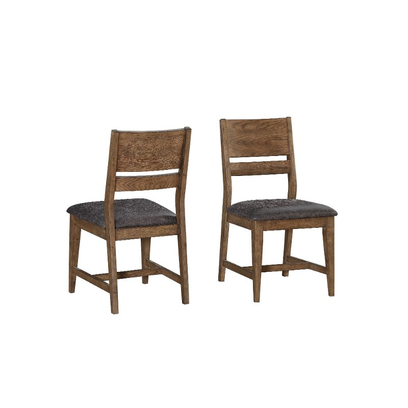 Wood Upholstered Dining Room Chair, Wooden Dining Room Chairs