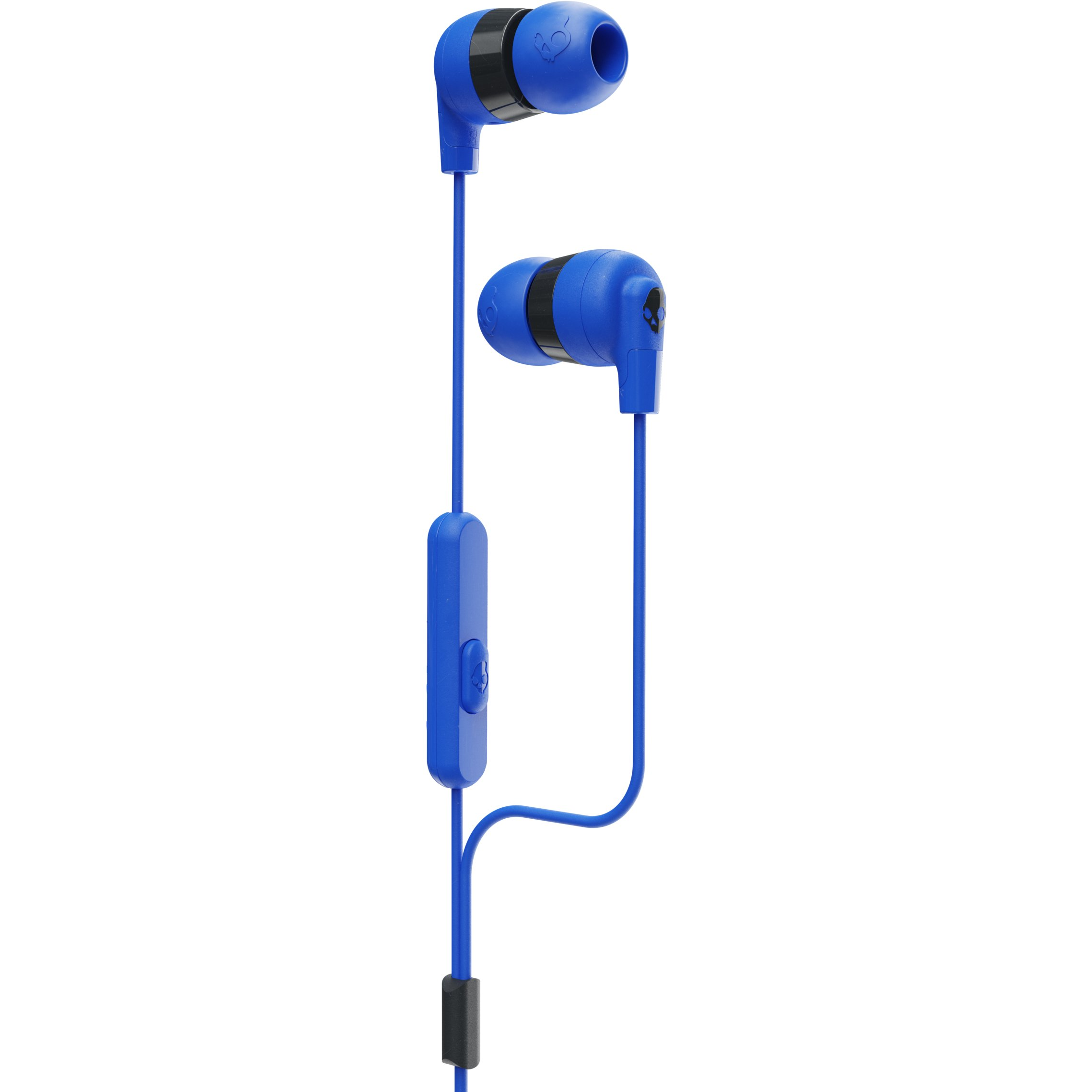 Skullcandy Ink D Earbuds With Microphone Cobalt Blue Rc Willey Furniture Store