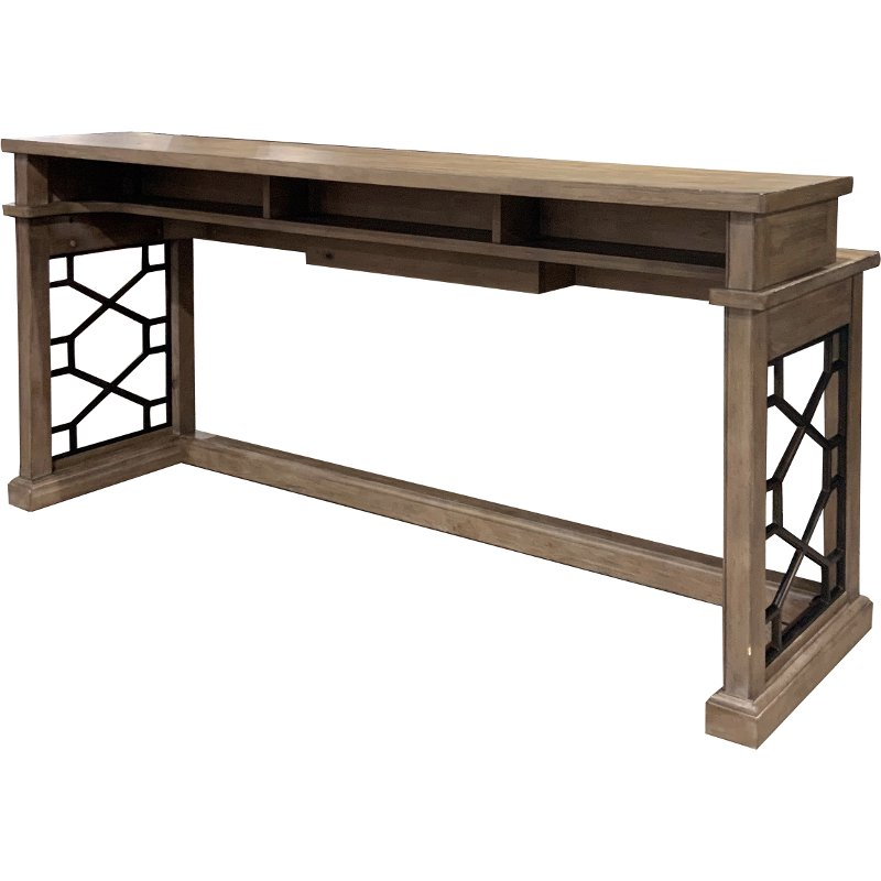 Sandstone Sofa Table Rc Willey Furniture - Sofa Table Writing Desk