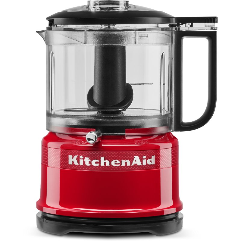 KitchenAid 100 Year Limited Edition Red Food Chopper - Queen of Hearts