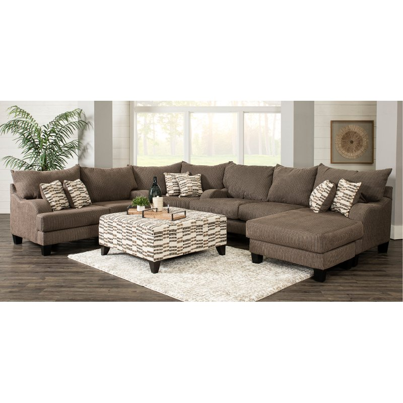 3 Piece Sectional Sofa Chaise