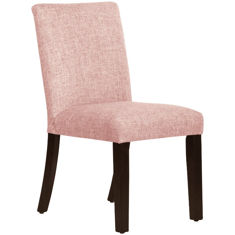 Pink Upholstered Dining Room Chair Zuma Rc Willey Furniture Store