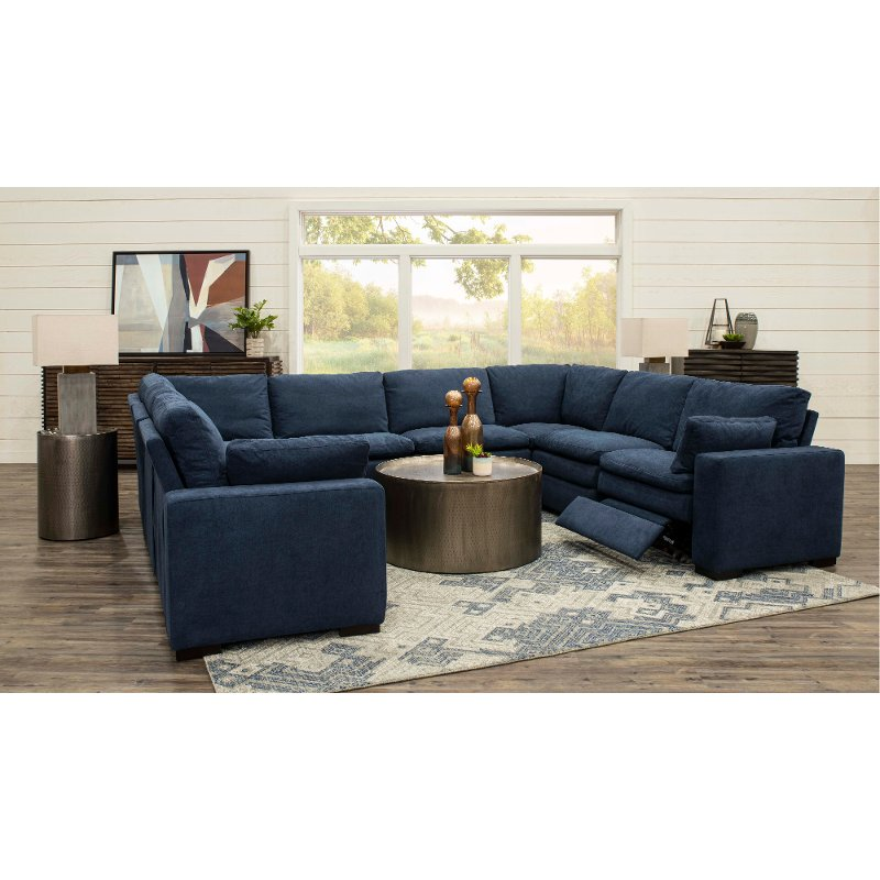 8 Piece Reclining Sectional Sofa