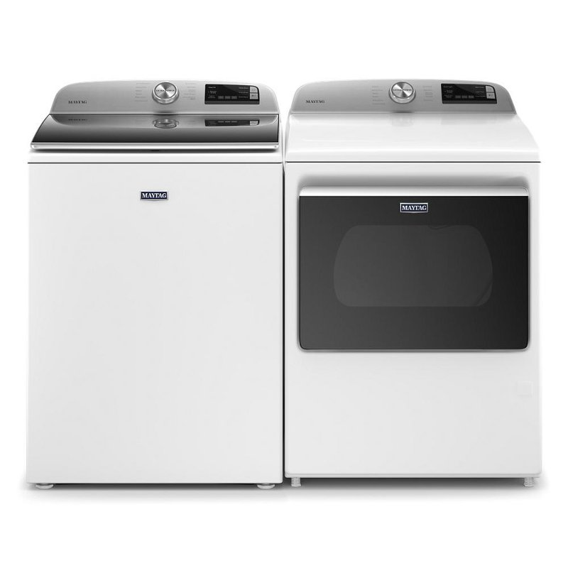 Maytag Top Load Washer and Dryer Set