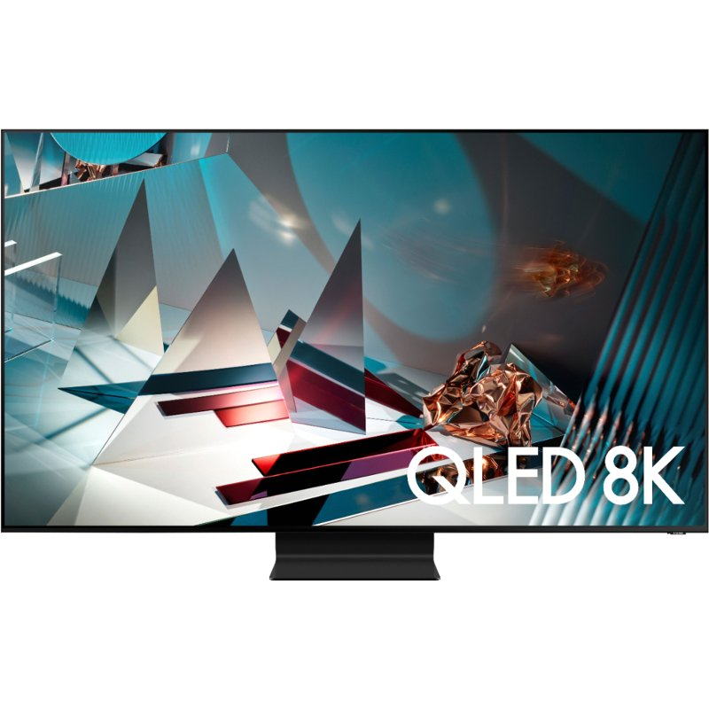 Samsung 75 Class Q800t Qled 8k Uhd Hdr Smart Tv Rc Willey Furniture Store