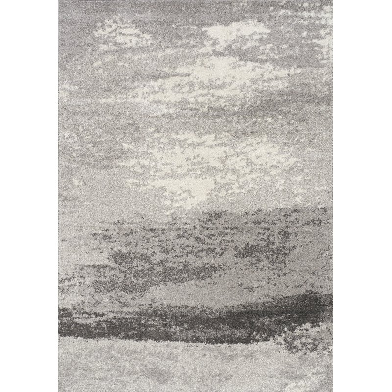 8 X 11 Large Gray Fog Area Rug Focus Rc Willey Furniture Store