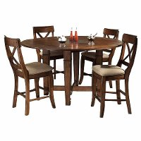 Intercon 5-Piece Dining Set