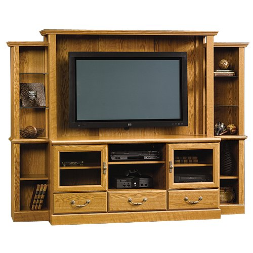 SAUDER - Entertainment Center - Furniture - The Home Depot