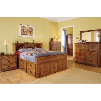 thornwood 7 piece king bedroom set rc willey furniture store