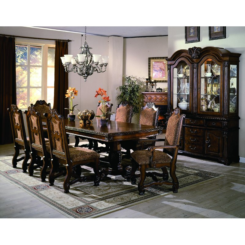 5 Piece Traditional Dining Set   Neo Renaissance