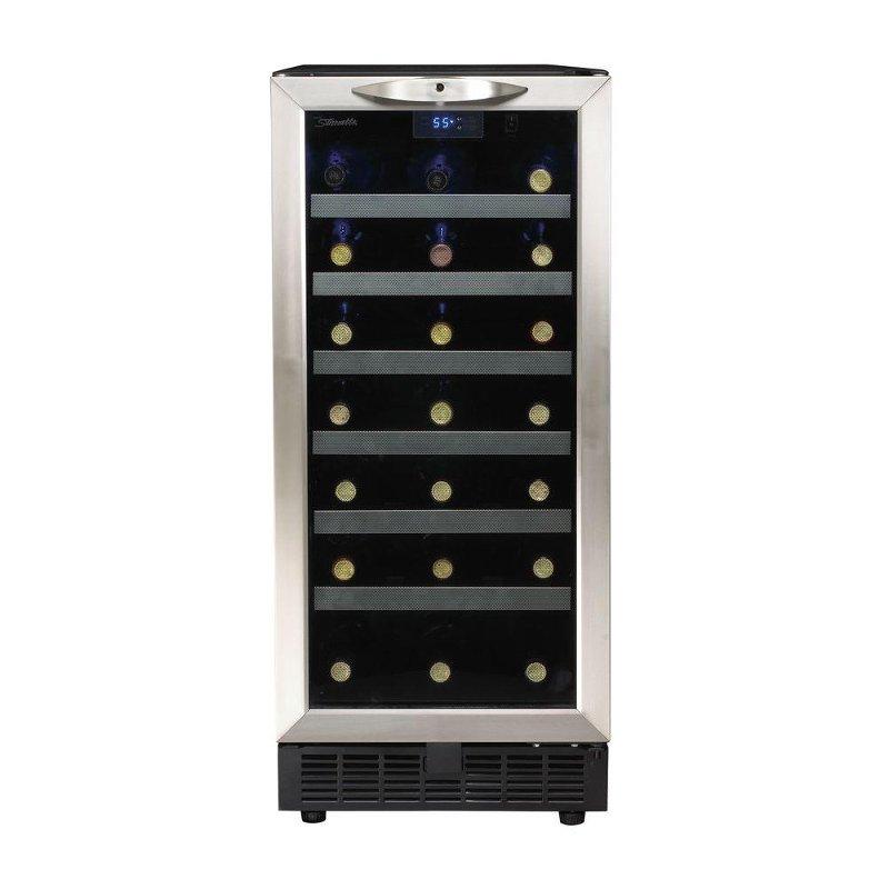 Danby 15 Wide 34 Bottle Wine Cooler Rcwilley Image1 800 Jpg