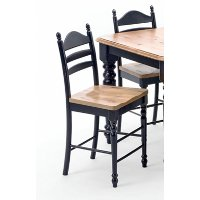 Hillside Village Black Tobacco 24 Quot Counter Stool Rc