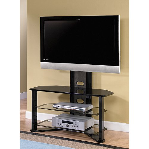 "Rc Willey Tv Deals: Madrid 44"" TV Stand With Integrated Mount"