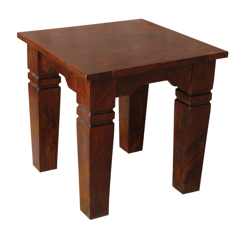 Rc Willey Sacramento: Tahoe Walnut Brown End Table