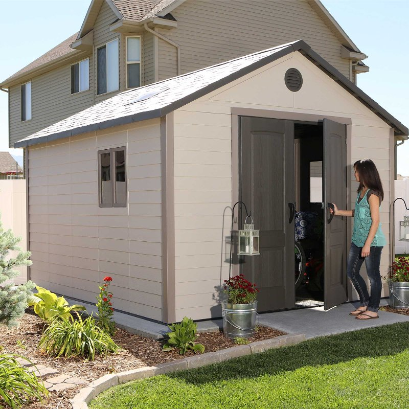 Outdoor Storage Shed Building   RC Willey Furniture Store