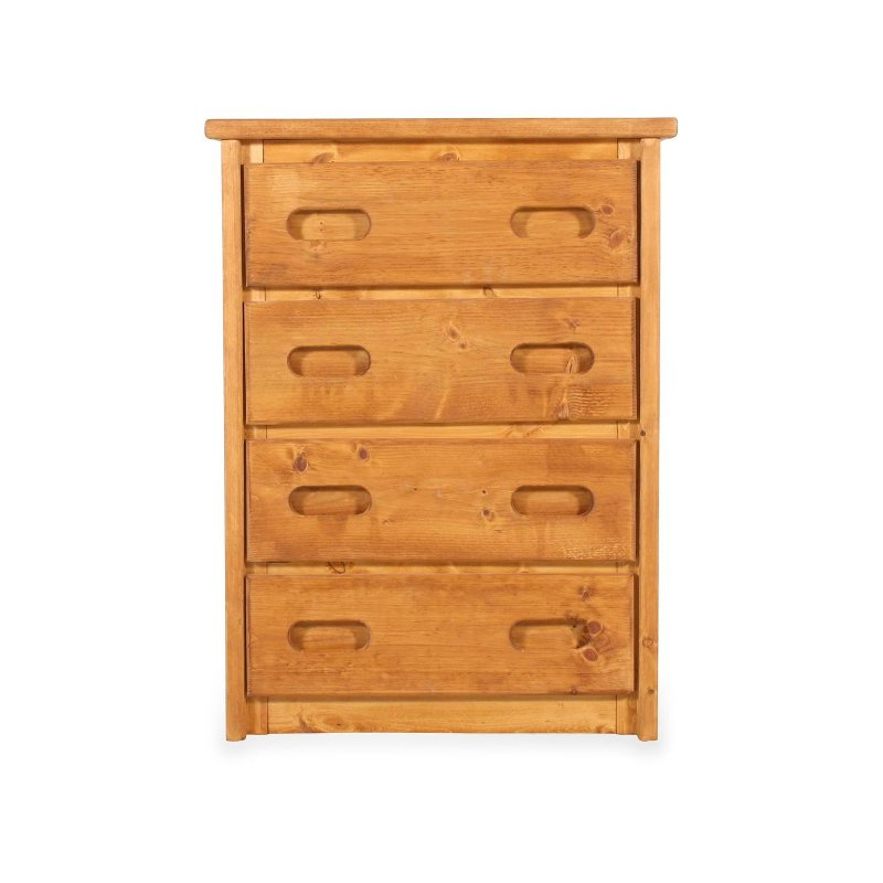 Rustic Cinnamon Brown Chest Of Drawers Palomino Rc Willey