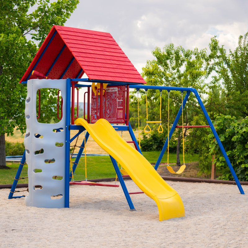 Lifetime Products Adventurer Playset Rc Willey Furniture Store