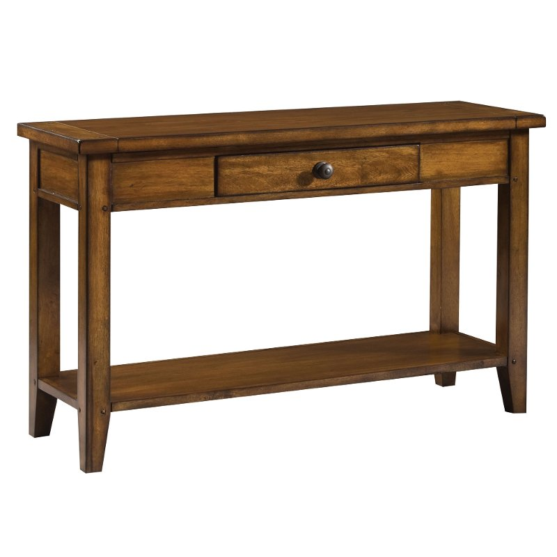 Cross Country Sofa Table