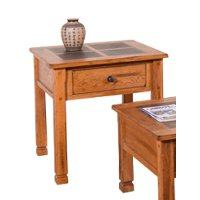 Sunny designs end table rc willey furniture store for Table design using jsp