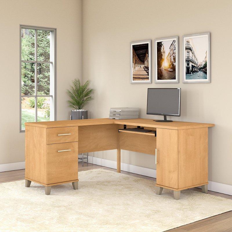 Somerset Bush Furniture Desk rcwilley image1 800
