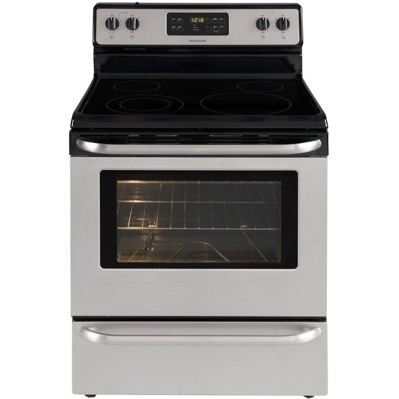 Electric Stoves Ranges ~ Frigidaire electric range