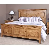 Thomas Hahn Queen Panel Bed Rc Willey Furniture Store