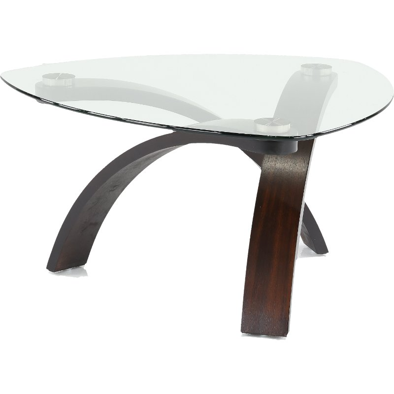 Delicieux Magnussen Modern Glass Coffee Table   Allure