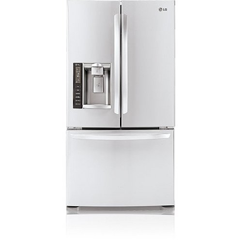 Lg French Door Refrigerator 36 Inch Counter Depth