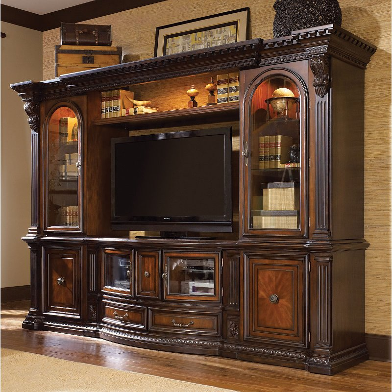 Fairmont Designs 6 Piece Entertainment Wall Unit